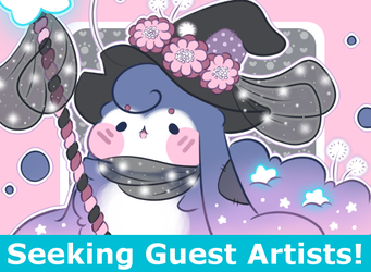 Seeking Fluffbit Guest Artists!  Only 4 slots left by Sarilain