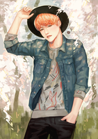 Happy Suga Day by Aureta
