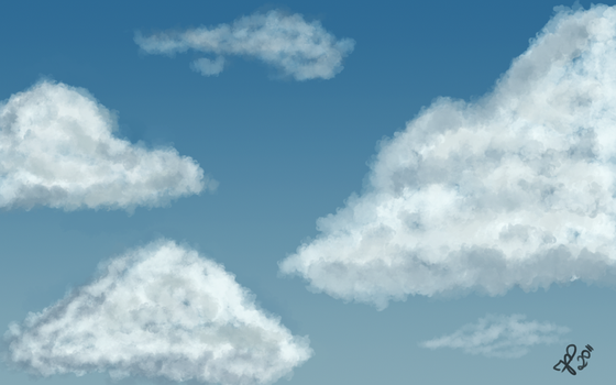 Clouds by JoaoVictorDias