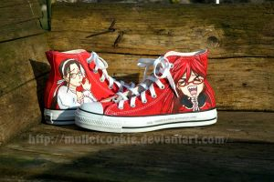 Grell Sutcliff Shoes by Ruepelwelpe