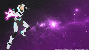 VLD: Shiro Wallpaper by xDarkHikarix