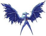 Wings for Days by Sanguynn