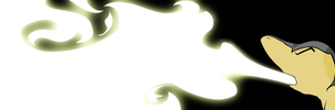 Cyndaquil Banner by kaolincash