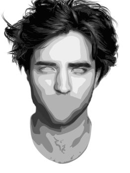 Robert WIP by paperclippenny