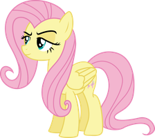 [MLP] Fluttershy by PaulySentry