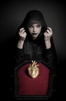 The funeral of hearts by ettone