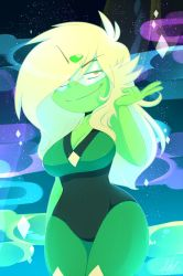 TM as Peridot by ToxicSoul77