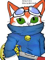 Blinx the Time Sweeper by KentoDaCat