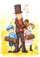 Concertina Time by FireFiriel