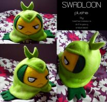 Swadloon Plushie v2 by SmileAndLead