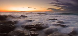 Little Bay Rising by MarkLucey