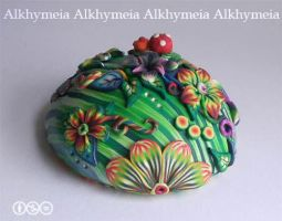 Peace and Love by Alkhymeia