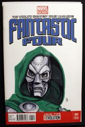 Dr Doom by dracon257