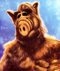 Alf by p1xer