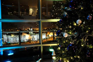 Christmas in Cork by JuliArt