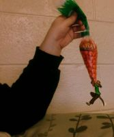 Um, Gib? That's not an actual carrot. by Jessica-Rae-3
