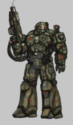 Power Armor Marine by Lichen93