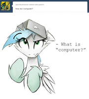 Go Ask Patch Stuff by Vulpessentia