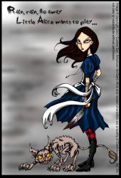 american mcgee's alice by eggiechan