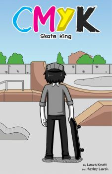 CMYK - Skate King - Cover by Taiki
