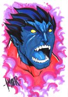 Nightcrawler by RecklessHero