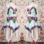Florals and Faeries by LeeLooLa