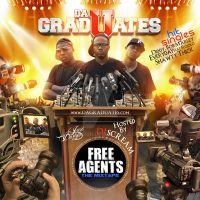 Da Graduates-Free Agents Front by LaxDesign