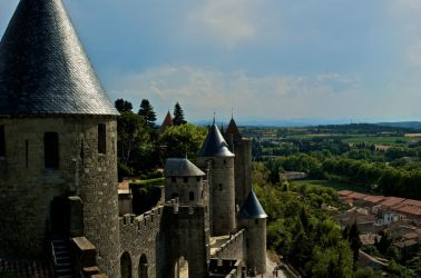 Carcassonne by Just-Johnny