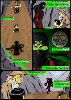 Mortal Kombat Issue #2 Page 4 by MarcusSmiter