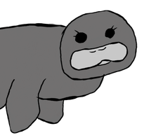 Suzie the Manatee by OreotheCookieKitty