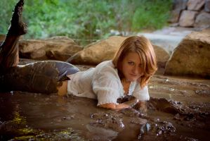 Slytherin Through the Mud VII by DimensionalImages