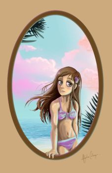 summer by Alejandra-Colunga