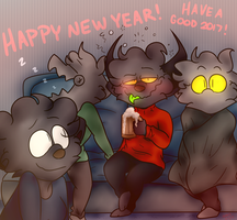 New Year! by ddddspup