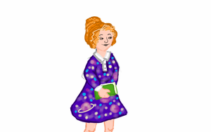Day 13-Ms.Frizzle by bookwormy606