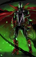 Spawn by glencanlas