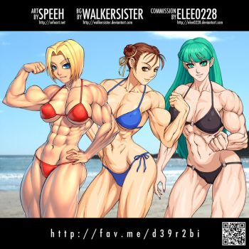 Muscle Muscle Muscle by elee0228