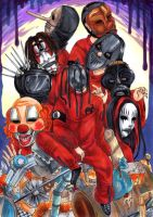 Slipknot!!! by Chlona
