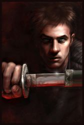 The Vampire Flynn by quickreaver