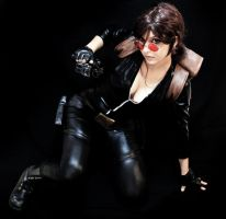 Catsuit. by Shermie-Cosplay