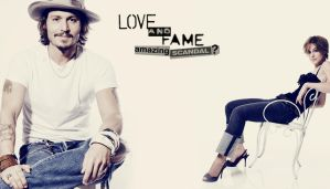 Love, Fame,  amazing scandal by AneRainey