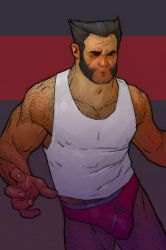 Wolvie by AdamGraphite