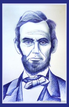 :::Abraham Lincoln by Ludifico