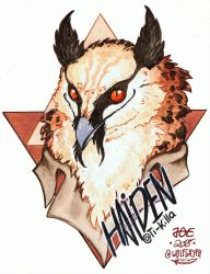 WaBa - Tikilla's Parker Haiden by wolfgryph