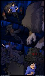 The Realm of Kaerwyn Issue 13 Page 62 by JakkalWolf