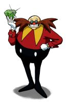 Dr Eggman by Dill-Tasker