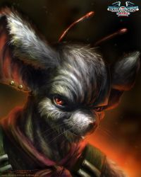 Biker mice from mars : Vinnie by AtomiccircuS