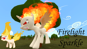 Firelight Sparkle (Model DL) by Fauna-Joy
