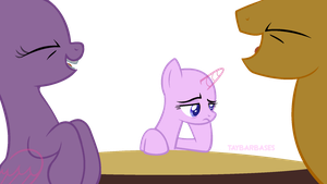 When Bae Talks to someone else ~MLP Base~ by taybarbases