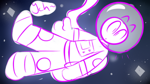 Hey Astronaut! - Paypal YCH - OPEN by SleepyStaceyArt
