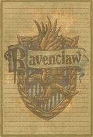 Ravenclaw Stationery Option3 by Sinome-Rae